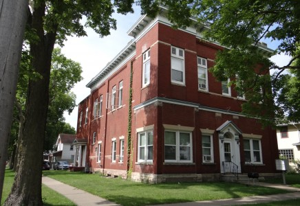 Winona State University off campus student housing at 451 West 7th Street #6