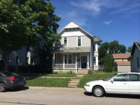 Winona State University off campus student housing at 274 1/2 East 8th