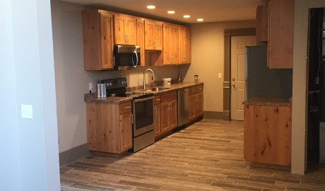 Winona State University off campus student housing at 135 Lafayette Street #4