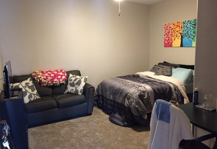 Winona State University off campus student housing at 135 Lafayette #302